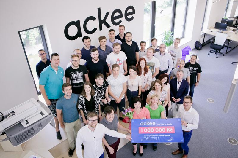 Ackee – oslava 5.narozenin
